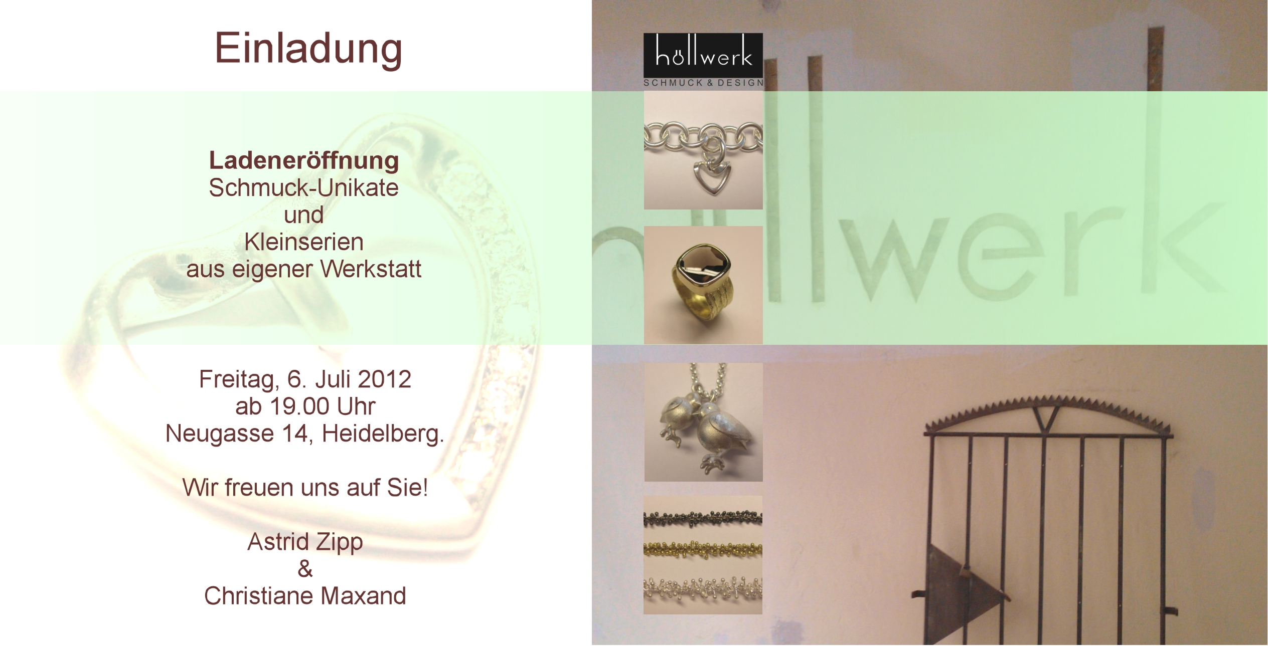 News And Other Informations H Llwerk Jewelry Design